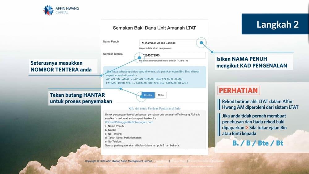 Jawapan Soalan Lazim Ltat By Affin Hwang Asset Management